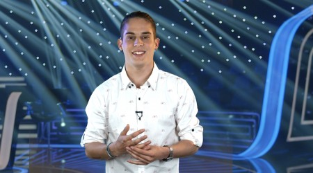 ¿Komo lo zupo?: A su corta edad Ian Gálvez sorprendió con sus conocimientos