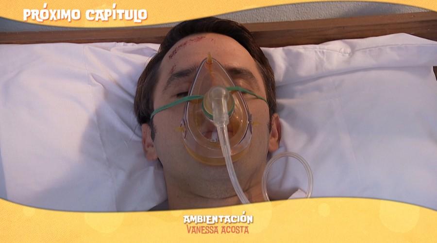 Avance: Carlos reaccionará a palabras de Lorenzo