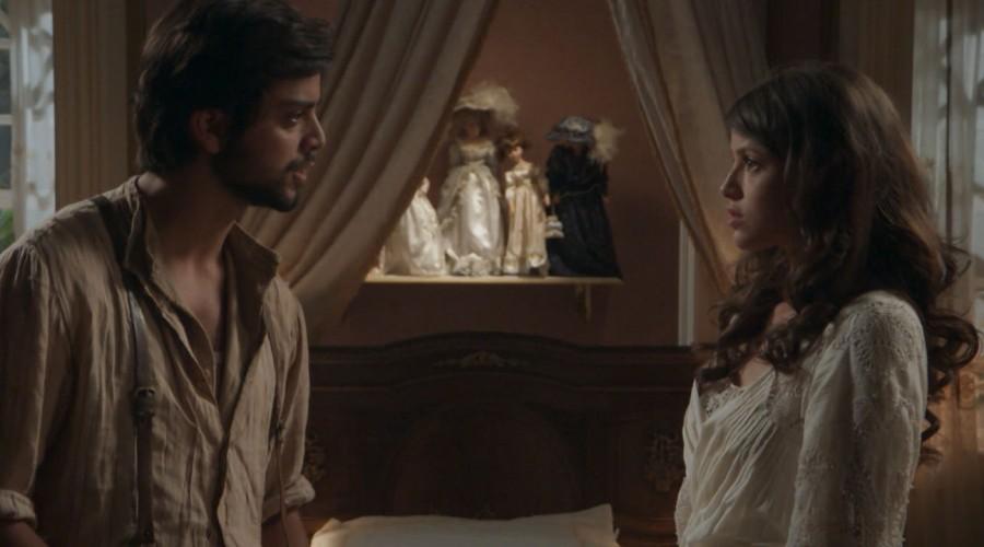 Avance: Ernesto y Ema aclararán sus sentimientos