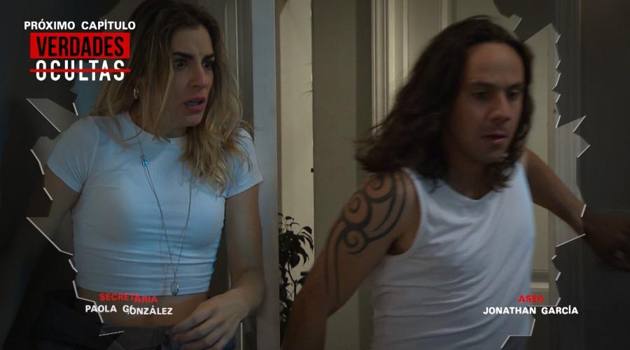 Avance: Agustina y Marco se encontrarán con una sorpresa en su casa