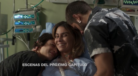 Avance: Lucía se reunirá con Beto, Ícaro y Manu