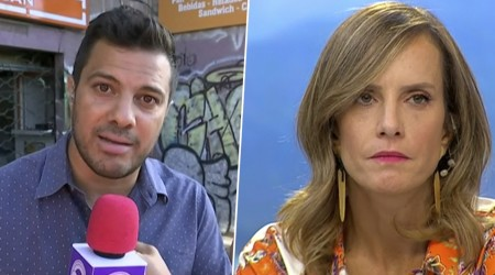 """Simón Oliveros sufre violenta agresión en despacho: """"Es absolutamente indigno"""""""