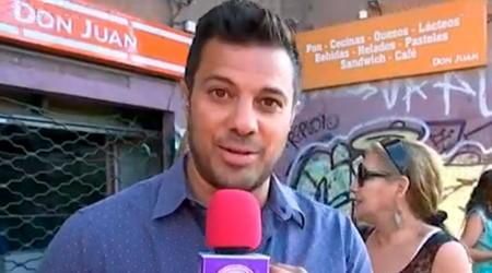 """""""No debería pasarle a nadie"""": Tuiteros solidarizan con Simón Oliveros"""