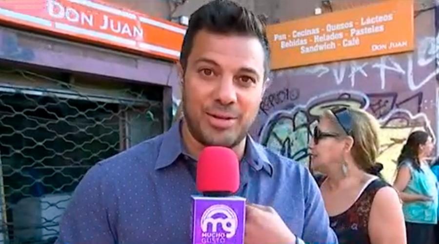 """""""No debería pasarle a nadie"""": Tuiteros solidarizan con Simón Oliveros tras agresión en despacho"""