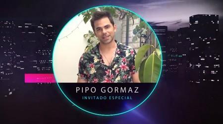 Pipo Gormaz es el invitado de este viernes en Morandé con Compañía