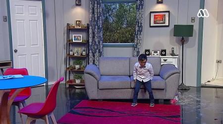 Miguelito decidió pedirle pololeo a Camila pero se decepcionó