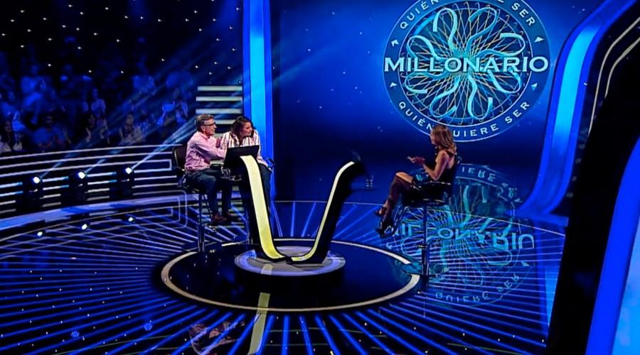 """Joaquín Lavín y Bernardita Pizarro se lucieron en un nuevo capítulo de """"¿Quién Quiere ser Millonario?"""""""