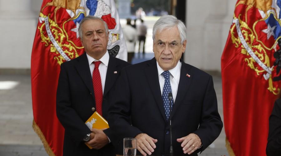 Presidente Piñera hace reporte de coronavirus: 155 contagiados, cierre de fronteras y se inicia Fase 4