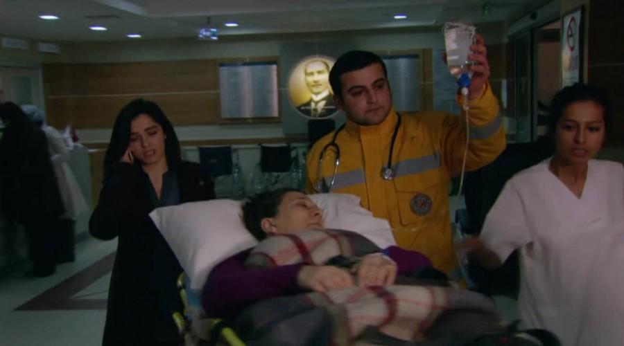 La madre de Mustafá sufrió un colapso (Parte 2)