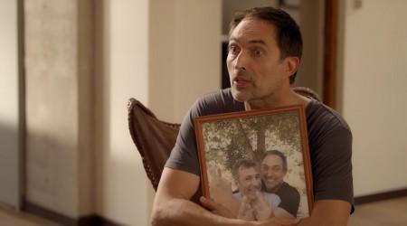 """Javier le hizo un especial regalo de """"mejores amigos"""" a Diego"""