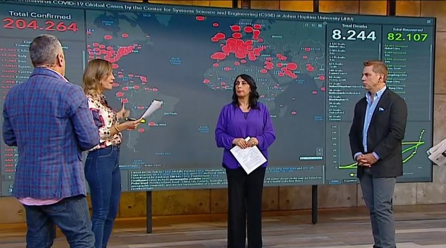 Vocera Karla Rubilar explica qué significa Estado de Catástrofe anunciado por el Presidente