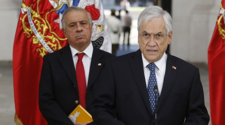 Presidente Piñera declara estado de catástrofe en todo Chile por coronavirus