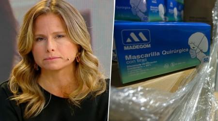 """Falta de insumos en Posta Central:""""Hemos detectado robo a mascarillas y alcohol gel"""""""