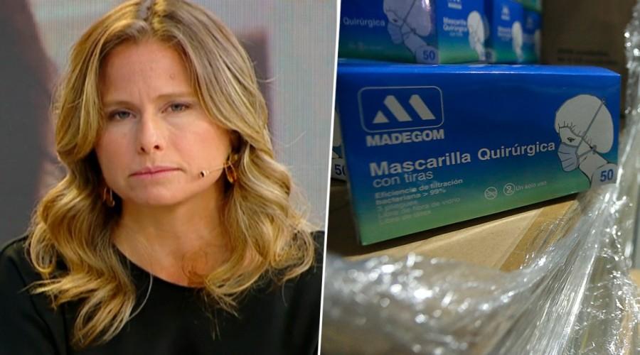 """Subdirector Posta Central tras denuncia de falta de insumos:""""Hemos detectado robo a mascarillas y alcohol gel"""""""