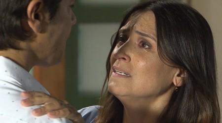 Eliana le volvió a rogar a Tomás que se vaya del pasaje y renuncie a la picada