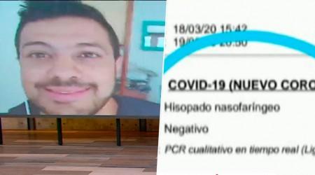 "Simón tras escuchar toser a una persona con coronavirus: ""Era impactante"""