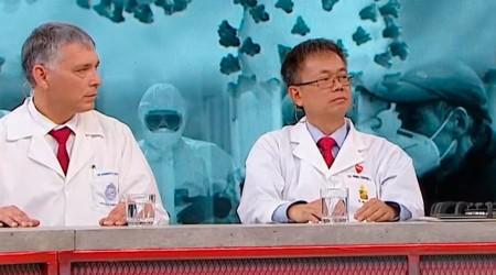Médicos en panel exigen cuarentena total y explican los riesgos de salir de casa