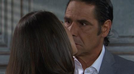 Gracia besó a Francesco