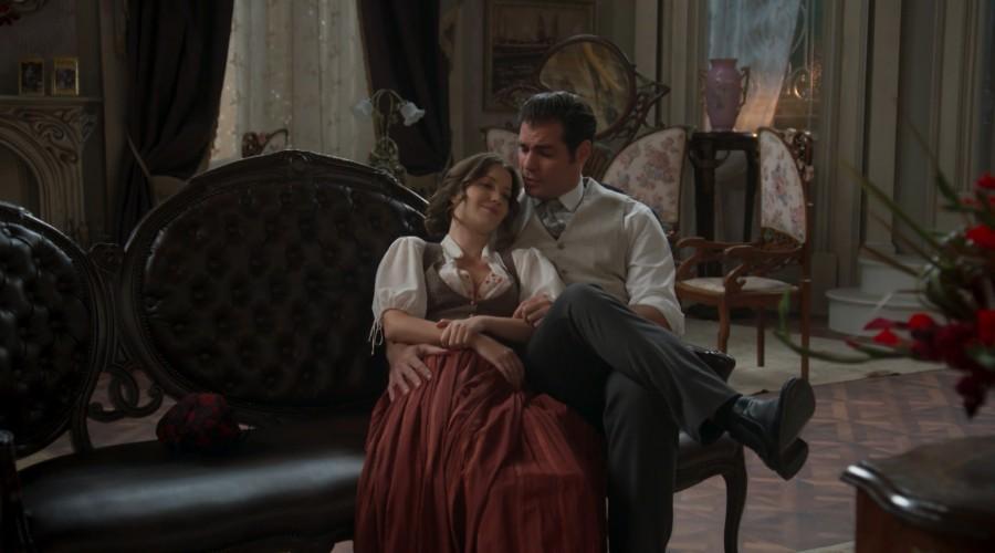Darcy y Elisabeta encontraron a Lidia en Sao Paulo (Parte 1)