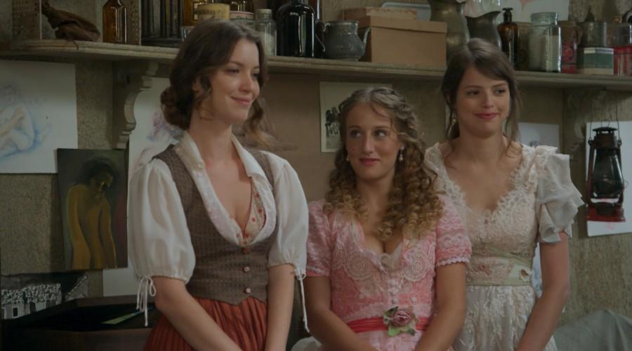 Darcy y Elisabeta encontraron a Lidia en Sao Paulo (Parte 2)