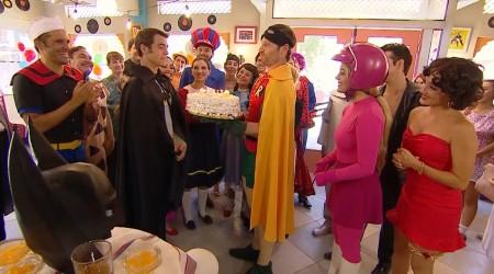 [Galería] Así fue la fiesta de disfraces del cumpleaños de Lorenzo