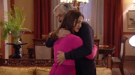 Laura y Carlos aclaran sus sentimientos