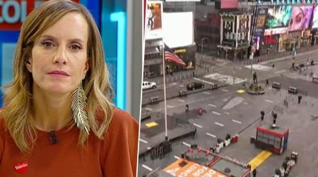 """Testimonio de chilena en Nueva York: """"Los hospitales están colapsados"""""""