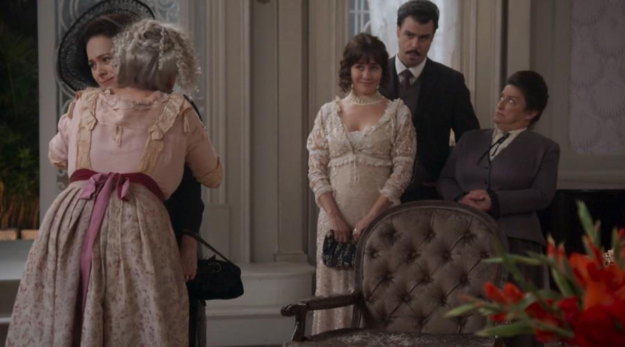 Todos se prepararon para el matrimonio de Jane y Camilo (Parte 2)
