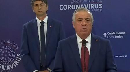 Autoridades actualizan la cifra de contagiados por coronavirus y confirman un cuarto fallecido