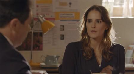 Miss Cristina renunció a su trabajo en el colegio para poder pololear con Pedro