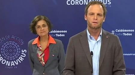 Último balance de coronavirus: 32 funcionarios de salud dieron positivo