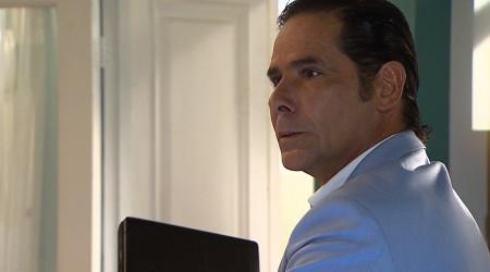 """""""Con mi familia no"""": Francesco encaró a José Luis y le pidió que no se acerque a María Luisa"""