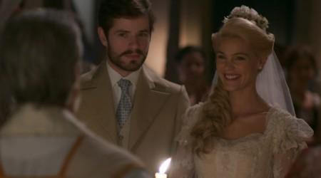 Camilo y Jane ya son marido y mujer (Parte 1)