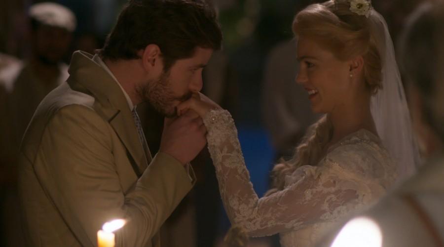 Camilo y Jane ya son marido y mujer (Parte 2)