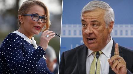 """""""Cathy Barriga se equivocó, pero es distinto mentir"""": Carter por polémica"""