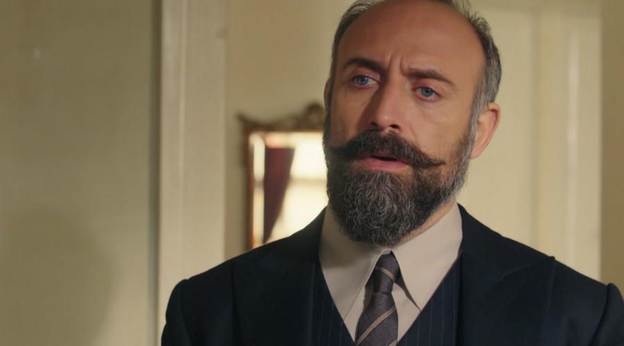 Cevdet invitó a su familia a una recepción griega (Parte 1)