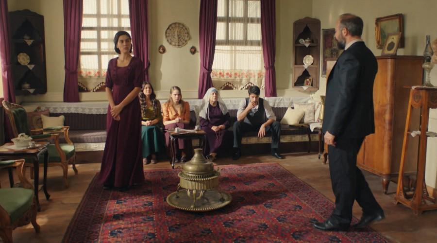 Cevdet invitó a su familia a una recepción griega (Parte 2)