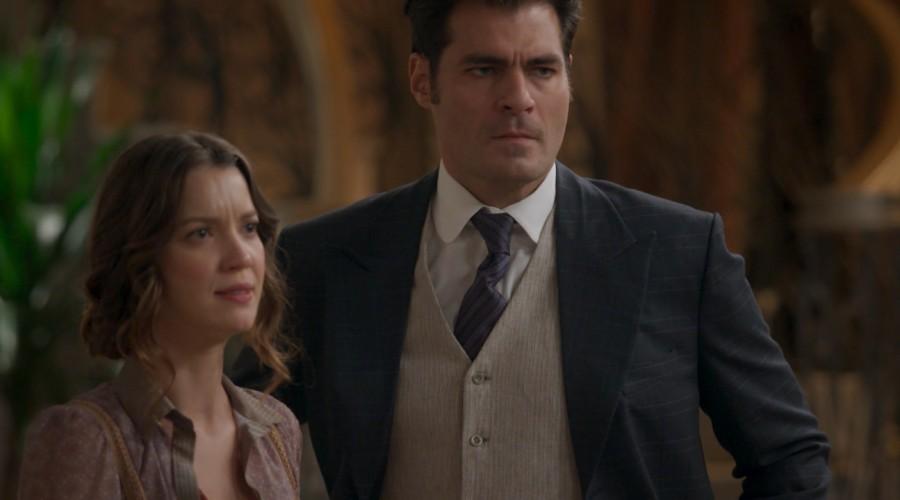 Uirapuru arruinó la relación entre Darcy y Charlotte (Parte 2)
