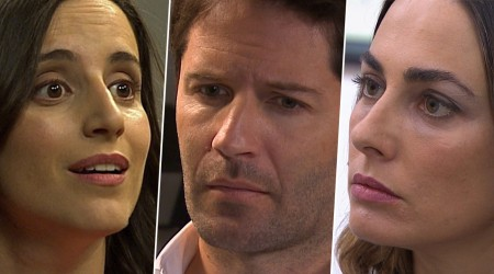 [Votación] ¿Con quién se debería quedar Diego: Rocío o Samanta?