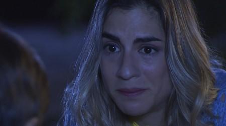 """Yo soy tu mamá"": Agustina le contó a Cris que en realidad él es Tomasito"