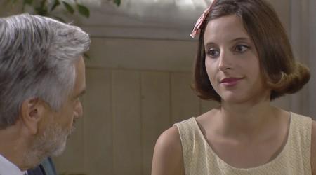 Blanca le pidió ayuda a Ernesto para convencer a Carlos