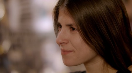Antonia le cortó el pelo a Marti