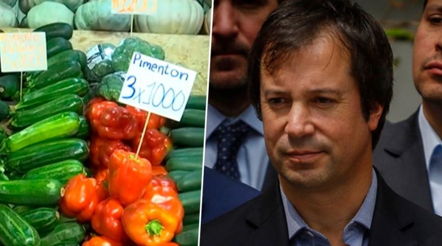 Ministro de Economía explica qué precios se pueden fijar en un estado de catástrofe