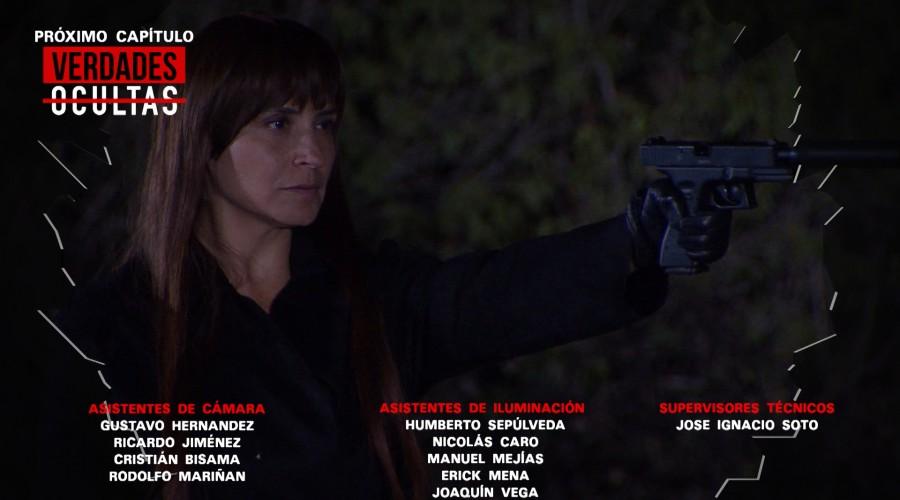 Avance: Eliana apuntará a Marco con su pistola