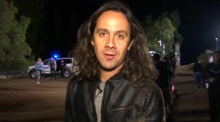 [Backstage] Camilo Carmona se despidió en la última escena de Marco