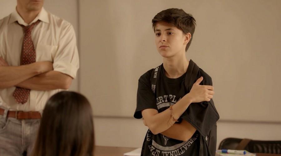 """""""Que buena escena"""": Seguidores de 100 Días se emocionaron con presentación de Martín a sus compañeros"""