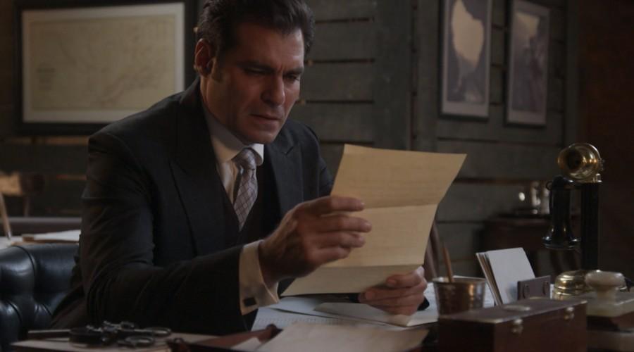 Avance extendido: Darcy recibirá la supuesta carta de Elisabeta