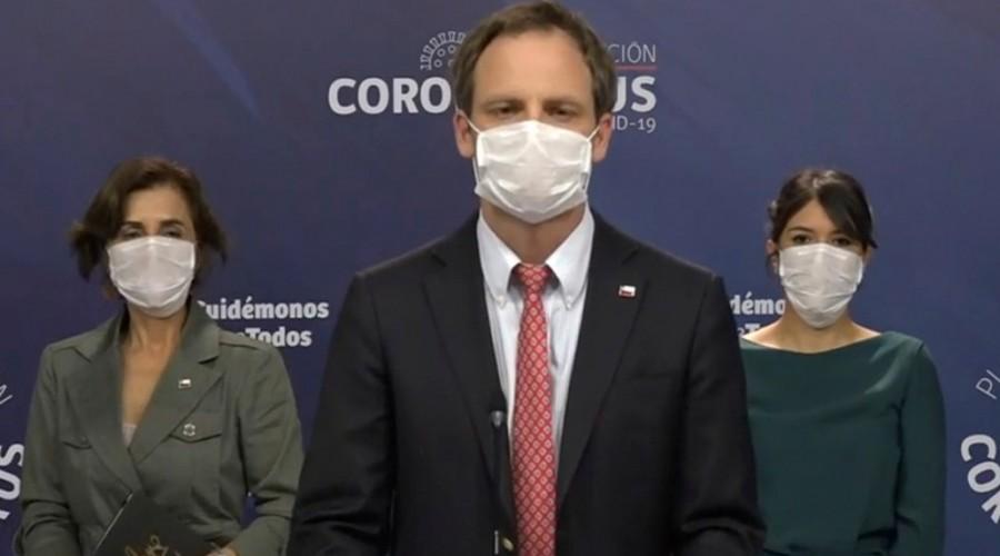 Covid-19: Explican cordones sanitarios en Semana Santa y cuarentena parcial en Puente Alto, Ñuñoa y Santiago