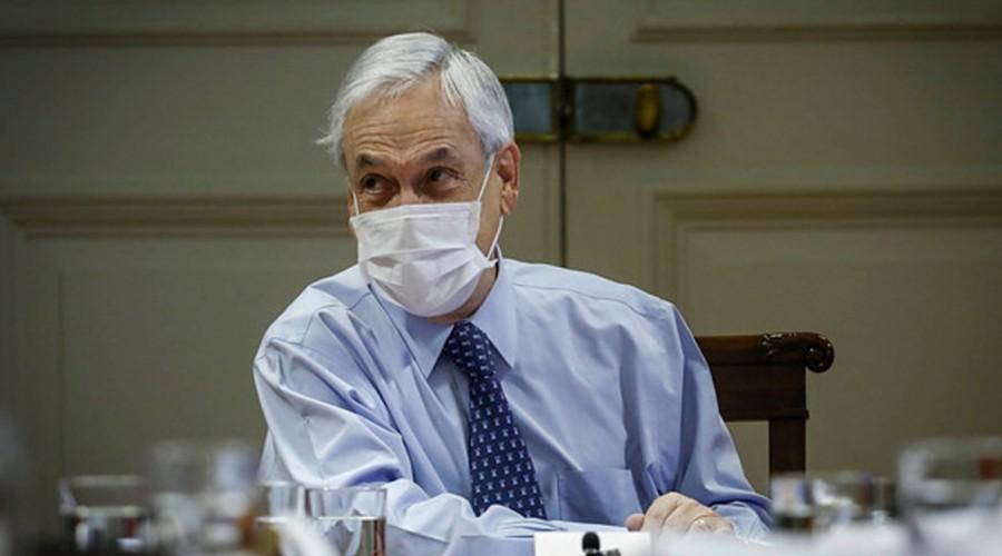 Presidente Piñera anuncia nuevo plan económico de emergencia para familias, trabajadores y empresas