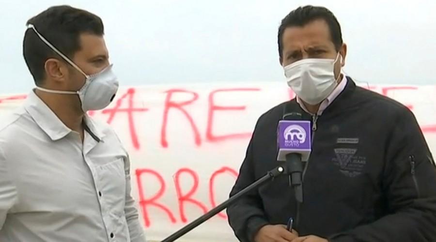 """Devolvemos 60 autos diarios"": Alcalde pide que no visiten Algarrobo en Semana Santa"